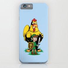 The Legend of Ernie (light background) iPhone 6 Slim Case