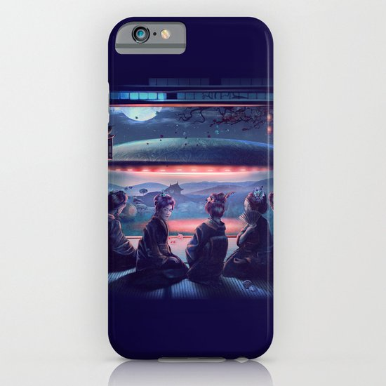 Night Guest  iPhone & iPod Case
