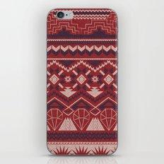 CRYSTAL AZTEC   iPhone & iPod Skin