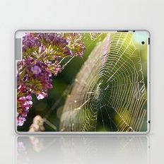 Buddleja and Web Laptop & iPad Skin