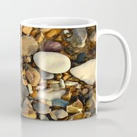 Beach Pebbles Mug