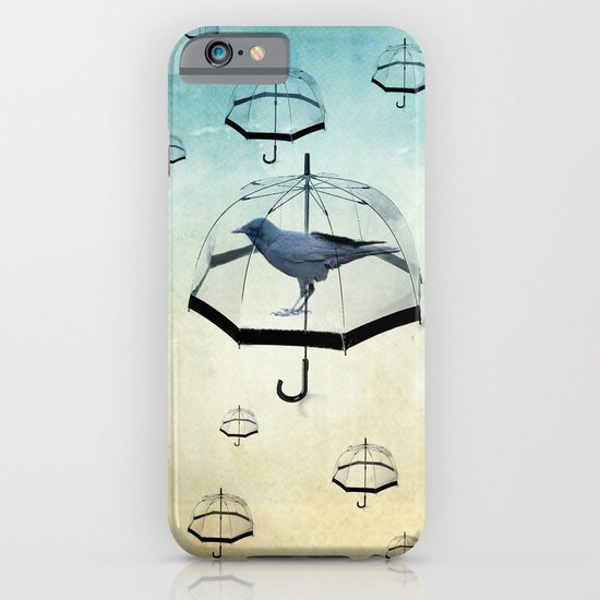 raven rain iPhone & iPod Case
