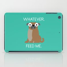 The Pugly Truth iPad Case