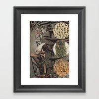 Collage No.52 Framed Art Print