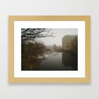 New Mill Framed Art Print