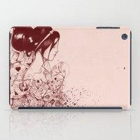 Fiction And Beauty iPad Case