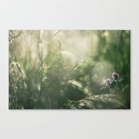 A World Of Its Own Canvas Print