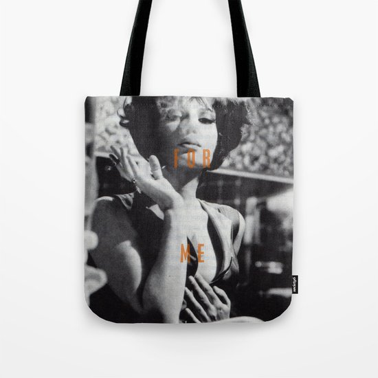 Come For Me, Darling Tote Bag