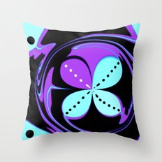 Pattern Two (Inverted) Throw Pillow