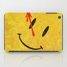The Watchmen (Super Minimalist series) iPad Case