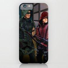 Arrowverse iPhone 6s Slim Case