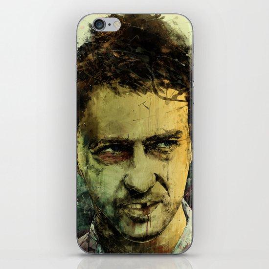 Schizo - Edward Norton iPhone & iPod Skin