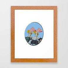 building3269 Framed Art Print
