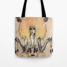 A R I E S - Coloured Tote Bag