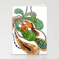 Just Weird Stationery Cards