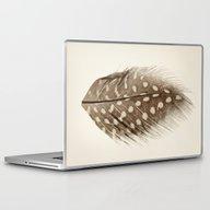 Feather Laptop & iPad Skin