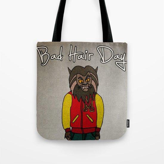bad hair day no:5 / Thriller Tote Bag