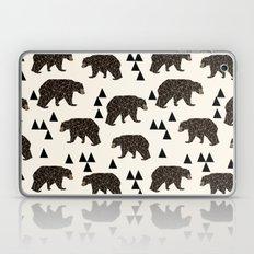 Geo Bear by Andrea Lauren Laptop & iPad Skin