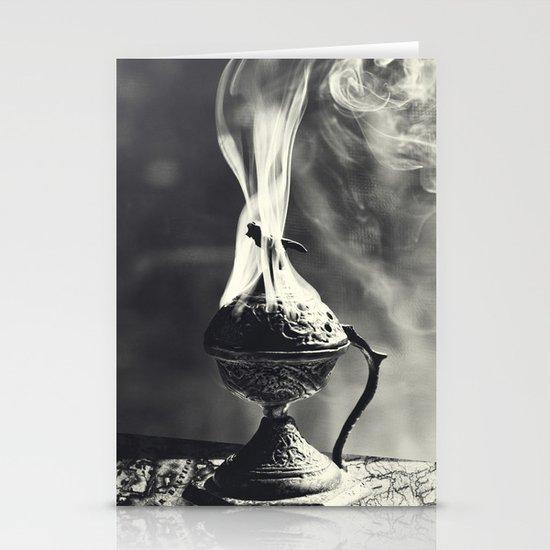 Ritual, B&W Version Stationery Card