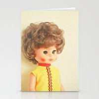 Dolly Stationery Cards