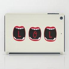 LOL iPad Case