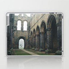 Gloomy Abbey Laptop & iPad Skin