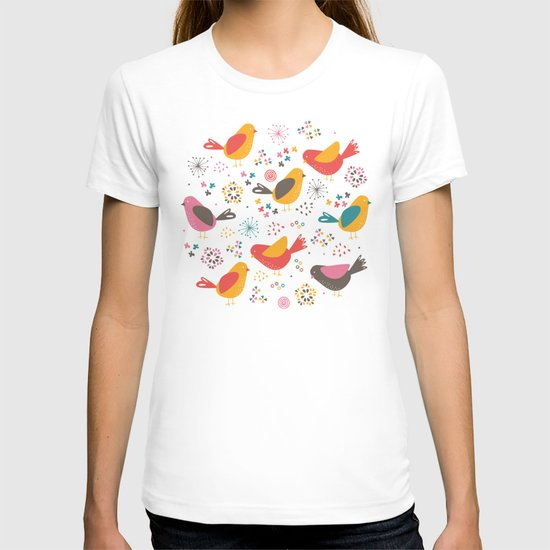 Quirky Chicks T-shirt