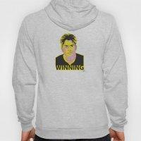 Charlie Sheen Winning_Ink Hoody