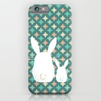 Bunny / Vintage Pattern … iPhone 6 Slim Case