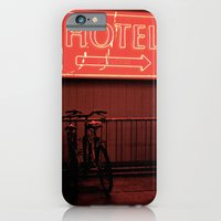 iPhone & iPod Case featuring A Secret Affair by klark