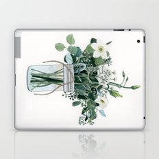Forest Bouquet Laptop & iPad Skin