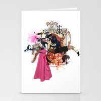 Collag2Nim Stationery Cards