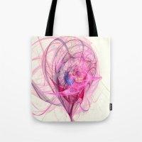 Spinning Top Nebula  Tote Bag