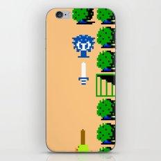 Minion's Last Rites: Zelda's Octorok iPhone & iPod Skin