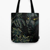 The life of the living dead Tote Bag