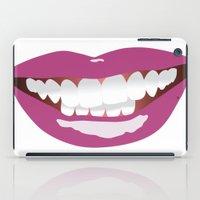 Bouche iPad Case