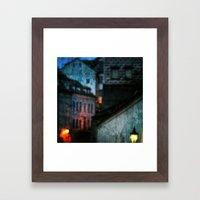 Bohemian Nights Framed Art Print