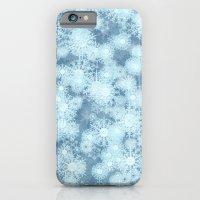 snow storm iPhone 6 Slim Case