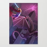 The Last Stand (Standard edition) Canvas Print