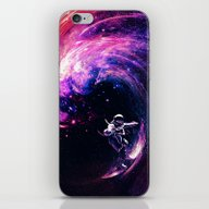 Space Surfing iPhone & iPod Skin