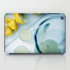 HAPPY HOUR SERIES - CAIPIRINHA iPad Case