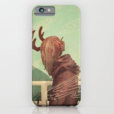 Last Year's Antlers iPhone 6 Slim Case