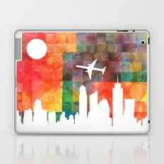 Goodbye Blue Sky Laptop & iPad Skin