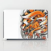 Angry Kyuubi iPad Case