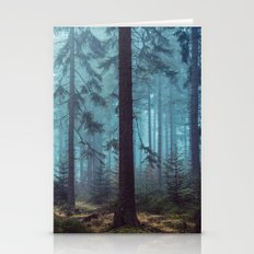 In The Pines Stationery Cards