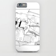 Apollonia Saintclair 547… iPhone 6 Slim Case