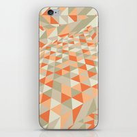 Triangulation iPhone & iPod Skin