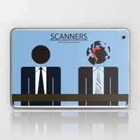 Scanners - Altenative Mo… Laptop & iPad Skin