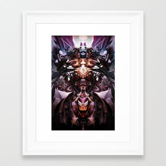 Juggernaut Framed Art Print