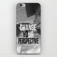 PERSPECTIVE! iPhone & iPod Skin